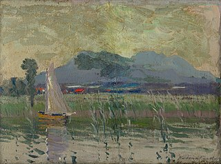 Motif from Chiemsee
