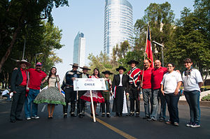 Chilean Mexicans - Chilean community in Mexico City