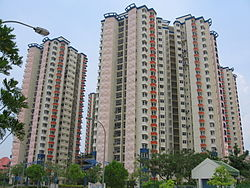 Flats in Fernvale