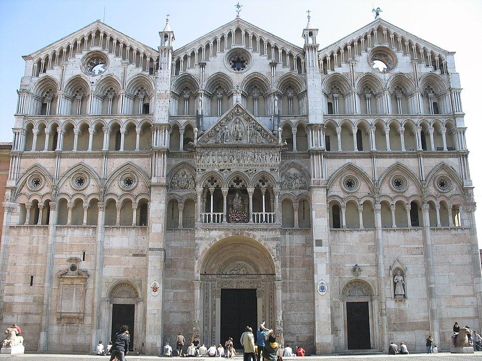 Ferrara Cathedral 01
