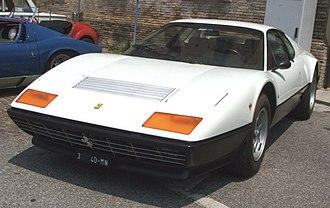 Ferrari Berlinetta Boxer - Image: Ferrari 512BB1976