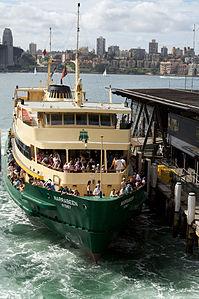 Ferry Narrabeen moored in Sydney.jpg