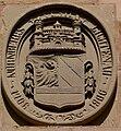 Festung Lichtenau Hauptgebäude Eingang Wappen.jpg