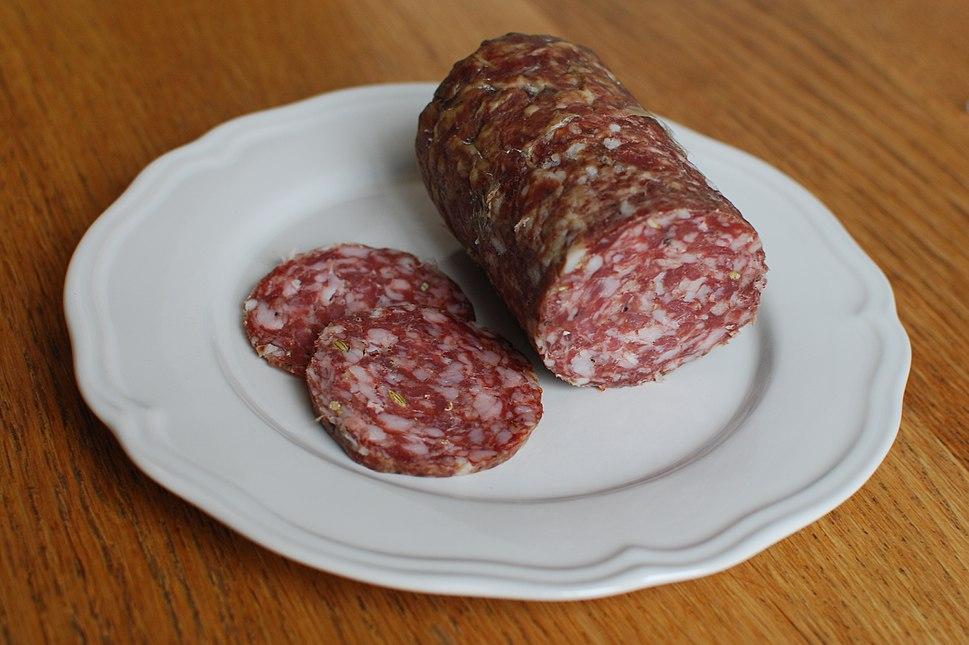Finocchiona from Tuscany