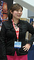 Fiona Meng at WonderCon 2010.JPG