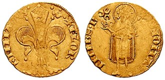 Gonfaloniere of Justice - Florin (1332-1348)