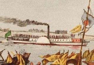 <i>Firefly</i> (Taiping Rebellion steamer)