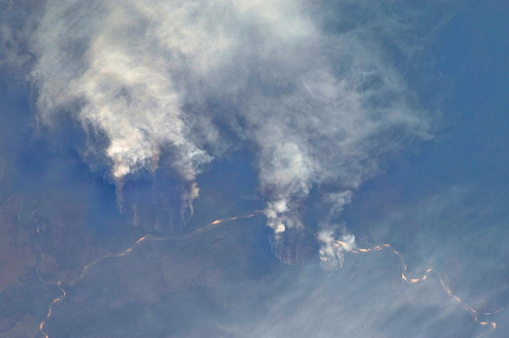 Fires along the Rio Xingu, Brazil.JPG