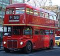 First London Routemaster RM1562 (562 CLT), Euston Road, 7 December 2007.jpg
