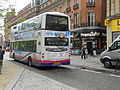 First bus, Pinstone Street, Sheffield.jpg