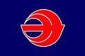 Flag of Minamimaki Nagano.JPG