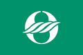 Flag of Nagahama, Shiga (variant).png