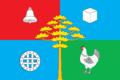 Flag of Sosnovskoe (Irkutsk oblast) (2014).png
