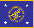Flag of the United States Secretary of Health and Human Services.png