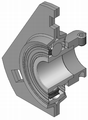 Flanged-housing-unit din626-t3 type-db-yen 180.png