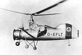 Flettner Fl 185