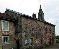 Fleurey-lès-Saint-Loup, Mairie.jpg