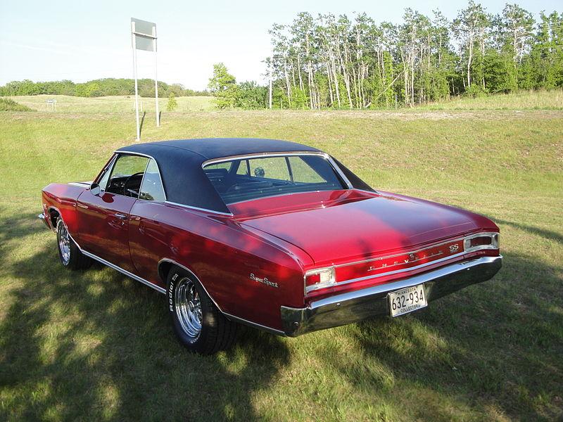 File:Flickr - DVS1mn - 66 Chevrolet Chevelle SS (3).jpg