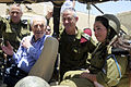 Flickr - Israel Defense Forces - Israeli President Peres Salutes Israel's Reserve Troops.jpg