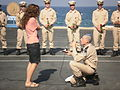 Flickr - Israel Defense Forces - Kim Proposes to his Girlfriend (2).jpg