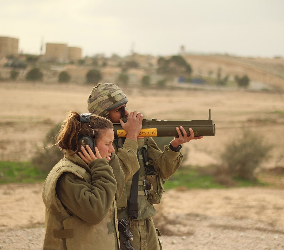 Flickr - Israel Defense Forces - Nahal's Special Forces Conduct Firing Drill (4)