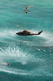 Flickr - Israel Defense Forces - The Cobra Helicopter Makes a Splash