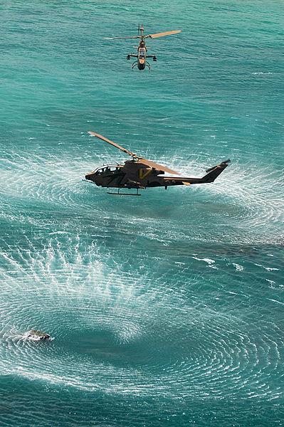 File:Flickr - Israel Defense Forces - The Cobra Helicopter Makes a Splash.jpg