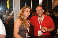 Flickr - Wikimedia Israel - Wikimania 2011 Early Comers' Party (51).jpg