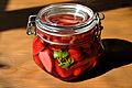 Flickr - cyclonebill - Snaps med jordbær og rabarber.jpg