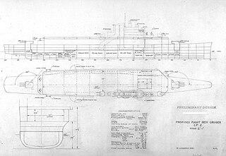 Flight deck cruiser