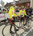 Fontaine-au-Pire - Quatre jours de Dunkerque, étape 2, 7 mai 2015, départ (C03).JPG