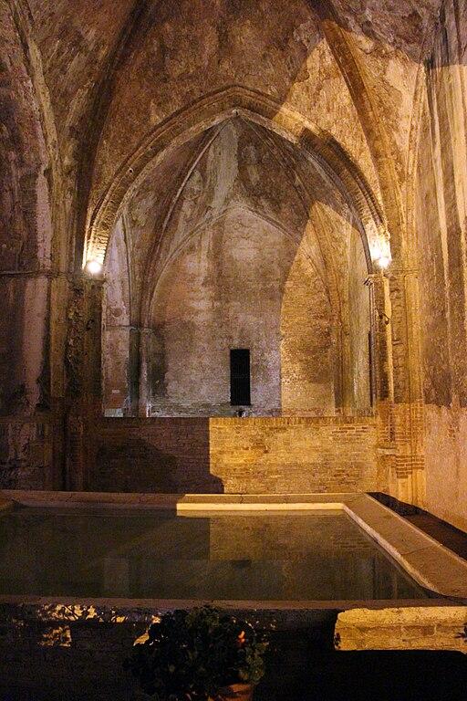 La vasca di Fonte Nuova