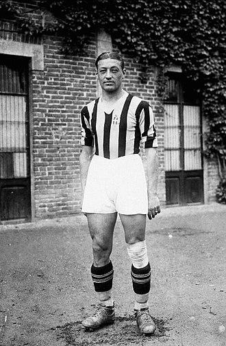 Umberto Caligaris - Caligaris with Juventus in the 1930s