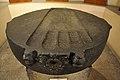 Foot Print - Circa - 11th Century CE - Bodhgaya - Indian Museum - Kolkata 2012-11-16 2037.JPG