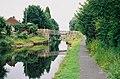 Footbridge, Rochdale Canal - geograph.org.uk - 848425.jpg