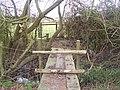 Footbridge over Stream - geograph.org.uk - 1209252.jpg