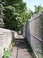 Footpath - Cleckheaton Road - geograph.org.uk - 1464367.jpg