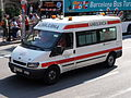 Ford Ambulancia Transport Sanitari Catelanya car 257 pic2.JPG