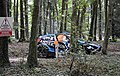 Ford Fiesta R5 (moments after hitting a tree) 5 (35334196260).jpg