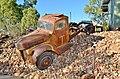 Ford truck, National Road Transport Hall of Fame, 2015.JPG