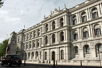 Foreign and Commonwealth Office - Image: Foreign & Commonwealth Office main building