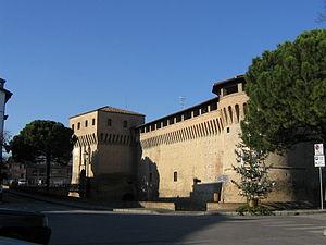 Forlimpopoli - Castle of Forlimpopoli.