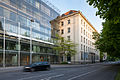 Former Siemens office building Willy-Brandt-Allee Hanover Germany.jpg