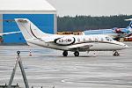 FortAero Baltic, ES-CMK, Hawker Beechcraft 400XP (23192228839).jpg