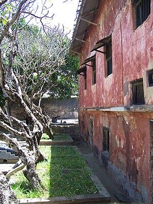 Fort Jesus - Image: Fort Jesus, Mombasa 1