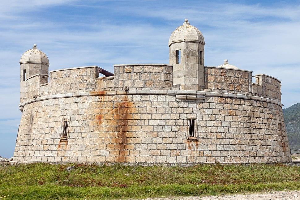 Forte de defensa da Guarda. Galiza G39