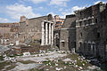 Forum of Augustus, Temple of Mars Ultor 2013.jpg