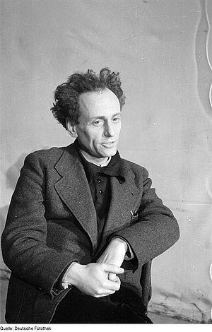 Boleslaw Barlog - Barlog in 1946