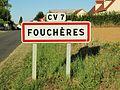 Fouchères-FR-89-panneau d'agglomération-01.jpg
