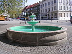 Fountain in Boskovice.JPG